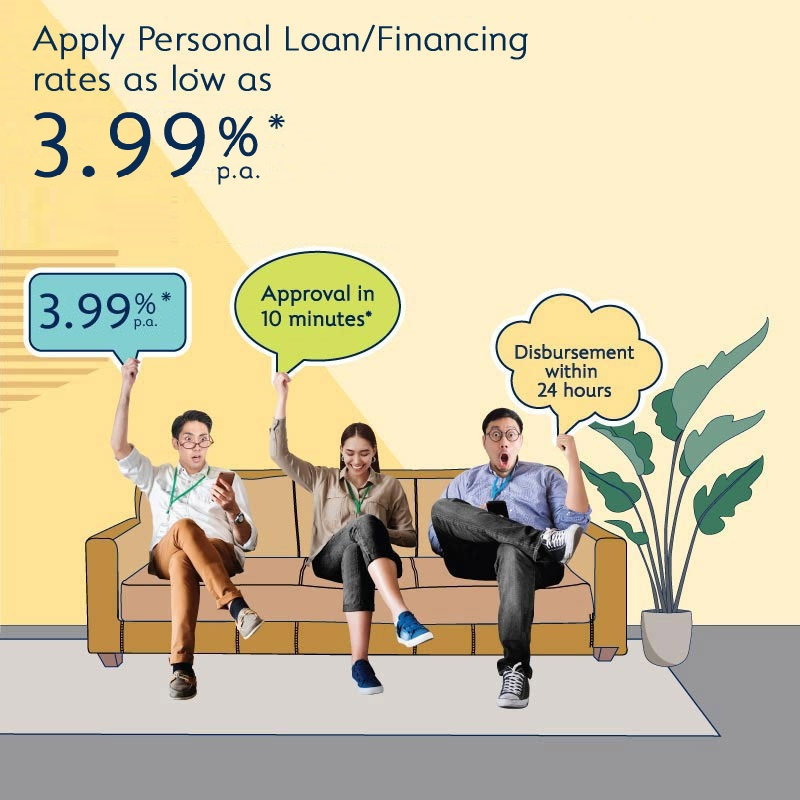 Alliance Digital Personal Loan