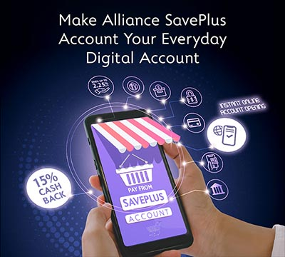 Alliance SavePlus Account