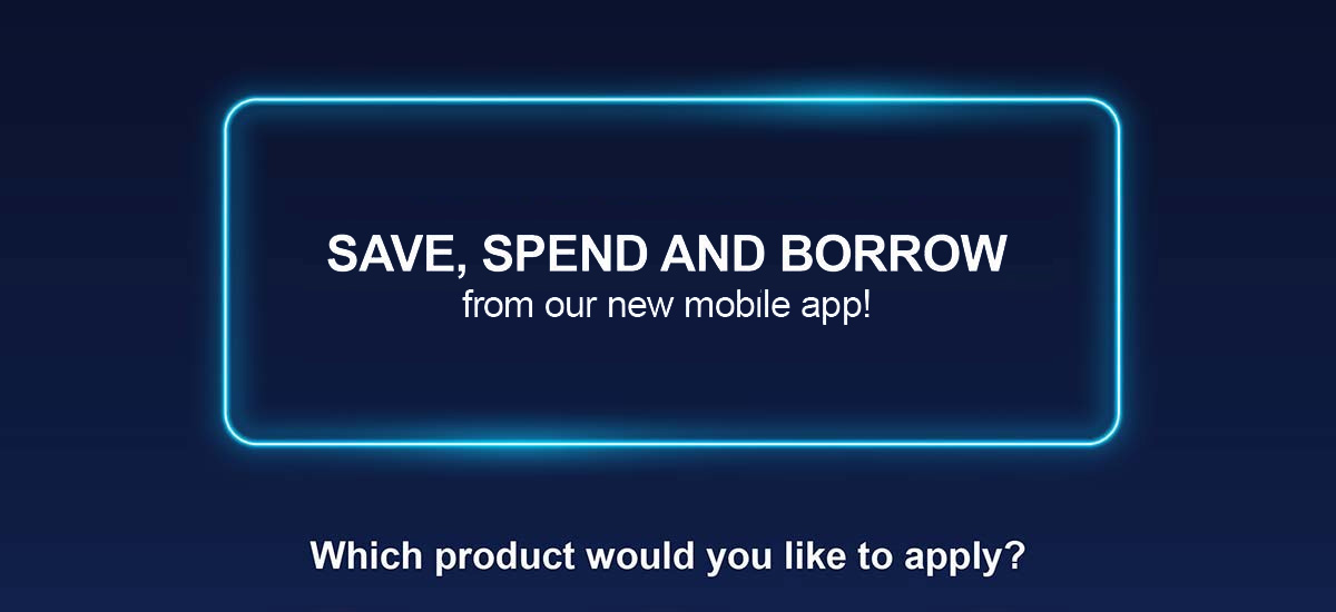 Save, Spend and Borrow with allianceonline Campaign