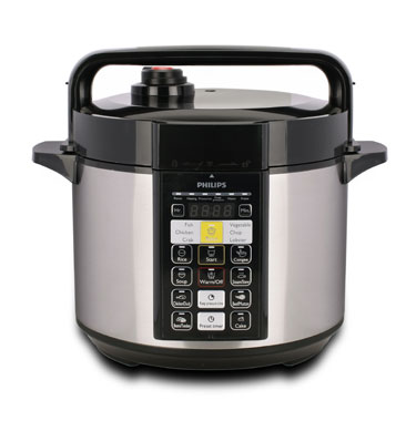 Philips Viva Collection Electric Pressure Cooker - HD2136/60