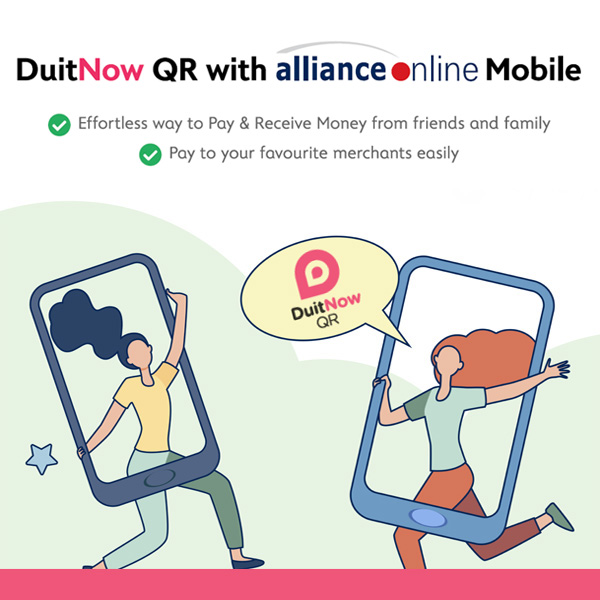Alliance Mobile QR Pay