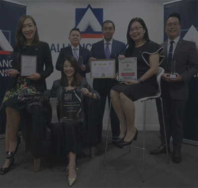 Alliance Bank Clinches 7 Top Accolades